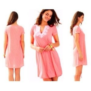 Lilly Pulitzer Maisy Dress in Coral Reef